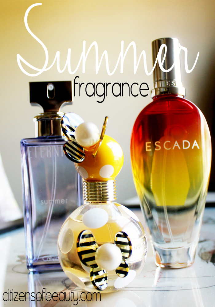 Dreamy Summer Fragrances via @citizenofbeauty