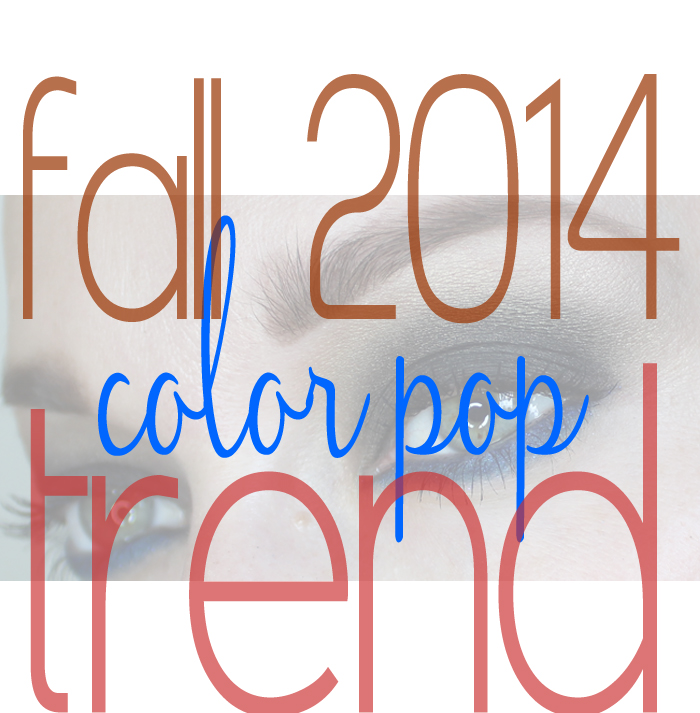 cp12 Fall Makeup Looks: COLOR POP Makeup Tutorial