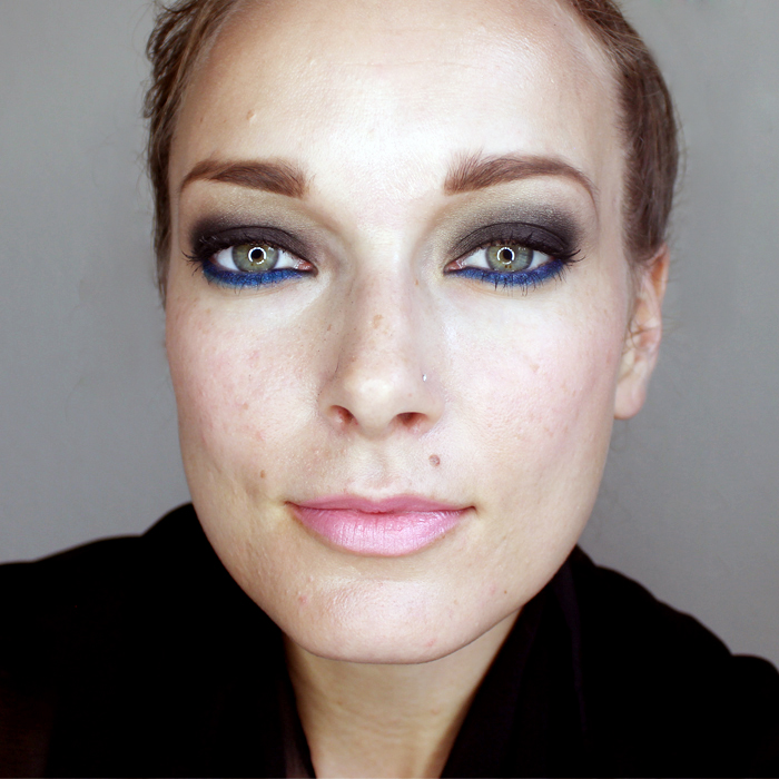 How to get one of the hottest fall 2014 makeup looks: the color pop.