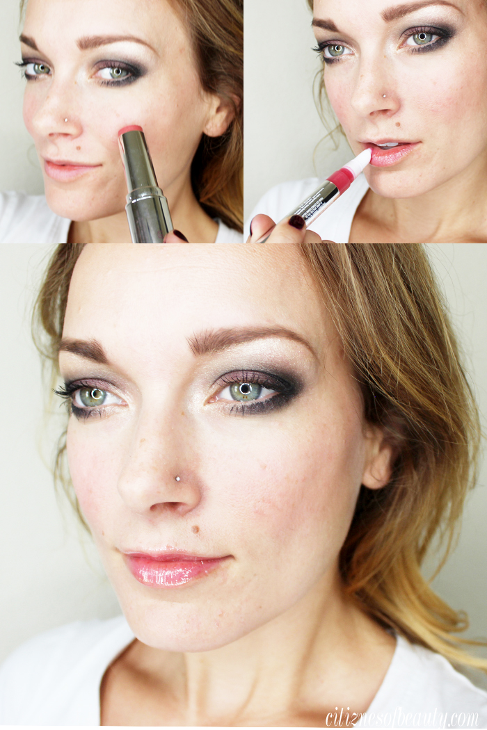 Get an Easy 5 minute smokey eye design and full makeup look with these incredibly easy to use, makeup products