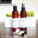The Review: Brooke Elizabeth Organics Skincare