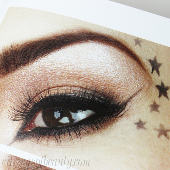 Kat Von D inspired eye makeup and 500 eye makeup designs book