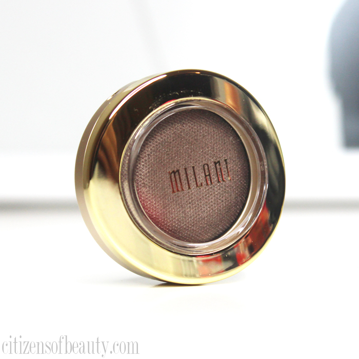 Milani Bella Espresso Gel Powder Eyeshadows