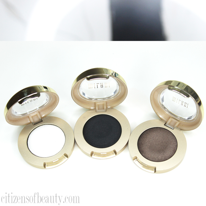 Milani Gel Powder Eyeshadows