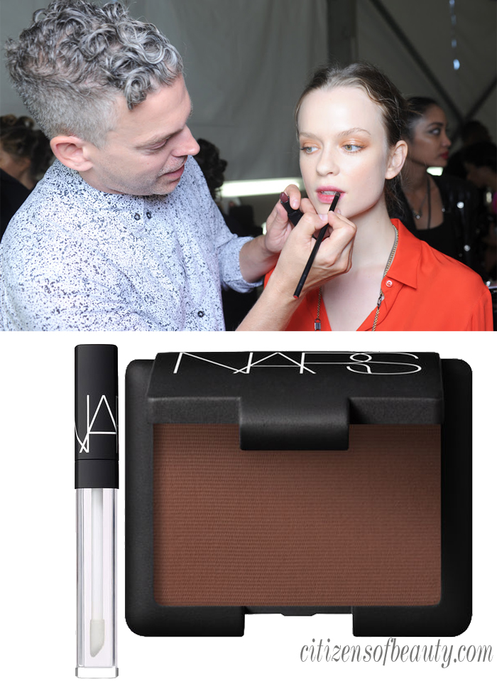 NARS at NYFW SS 15 and makeup looks to try