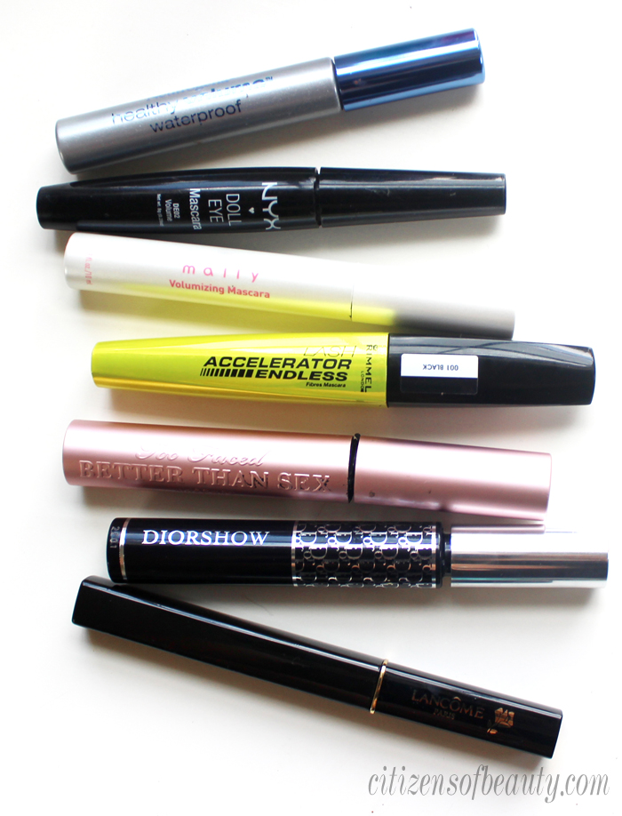 Volumizing and lengthening mascaras that make the cut as best mascaras