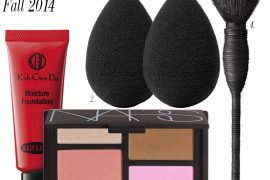 The best cosmetic and makeup tools products to get glowing skin.