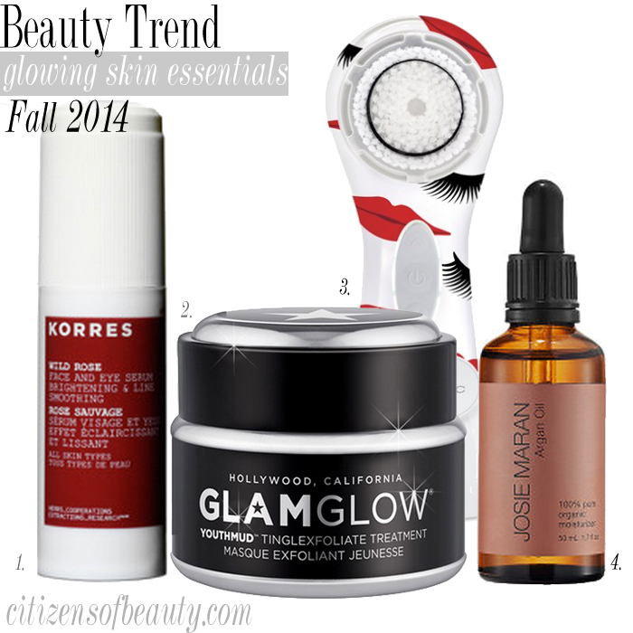 Get glowing skin for fall with the best Skincare Essentials