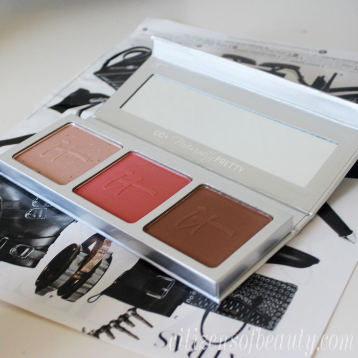 Review of the It Cosmetics Radiance Palette