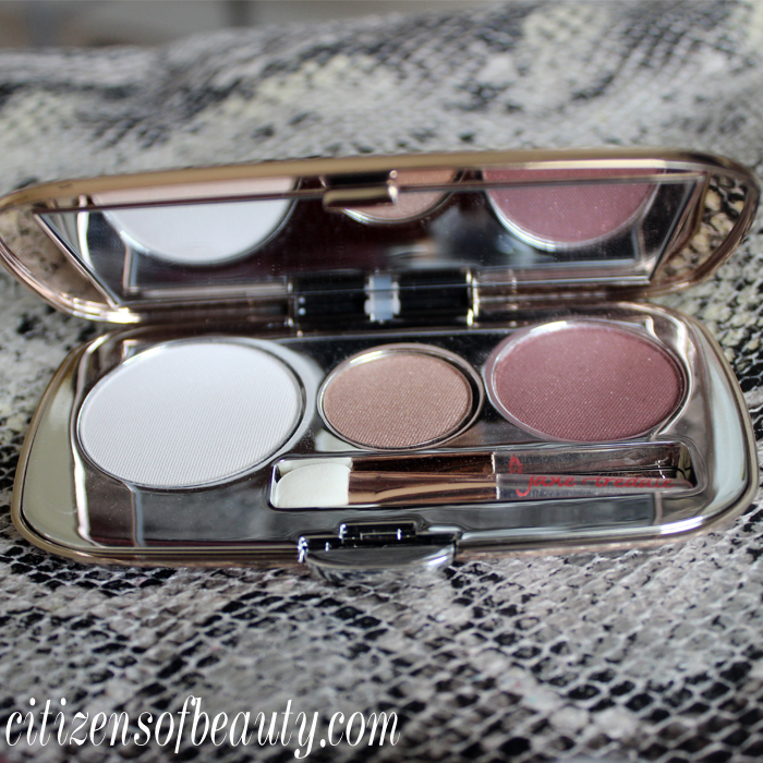 Review of the Jane Iredale Celebrate Eye Shadow Trio