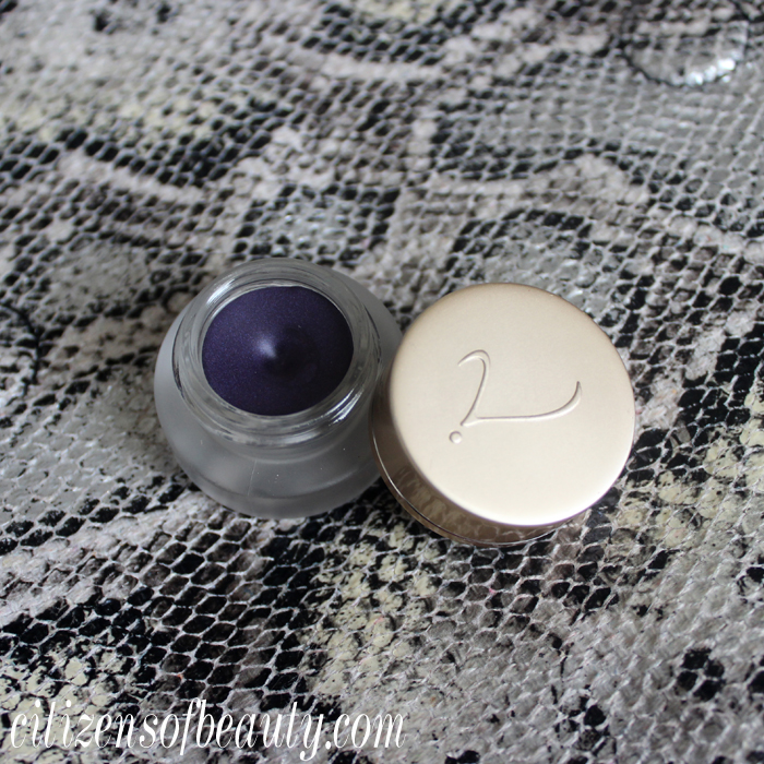 Review of the Jane Iredale Purple Jelly Jar Gel Eyeliner