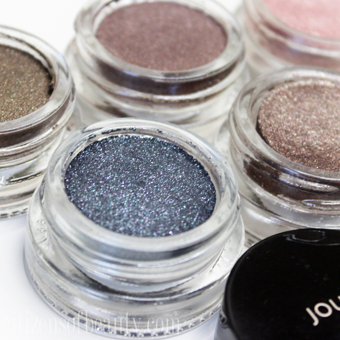 review of the jouer cosmetics longwear cream mousse eyeshadows
