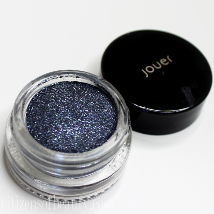 Review ofJouer Cosmetics Longwear Cream Mousse Eyeshadows twighlight