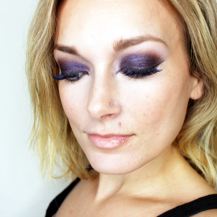 how to use the artist palette from makeup forever