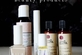 healthy beauty products to love