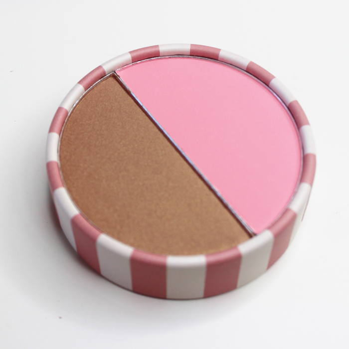 Blush Bronzing Duo Peony Pink Glow Review