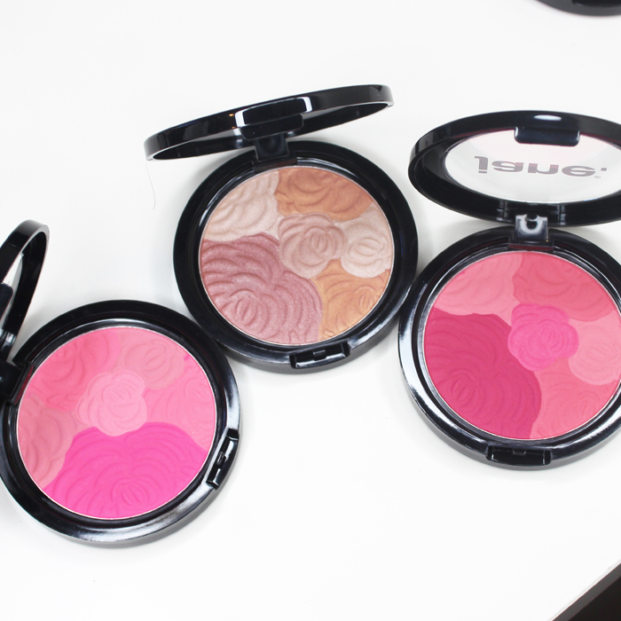 jane cosmetics multi-colored blush and illuminating products