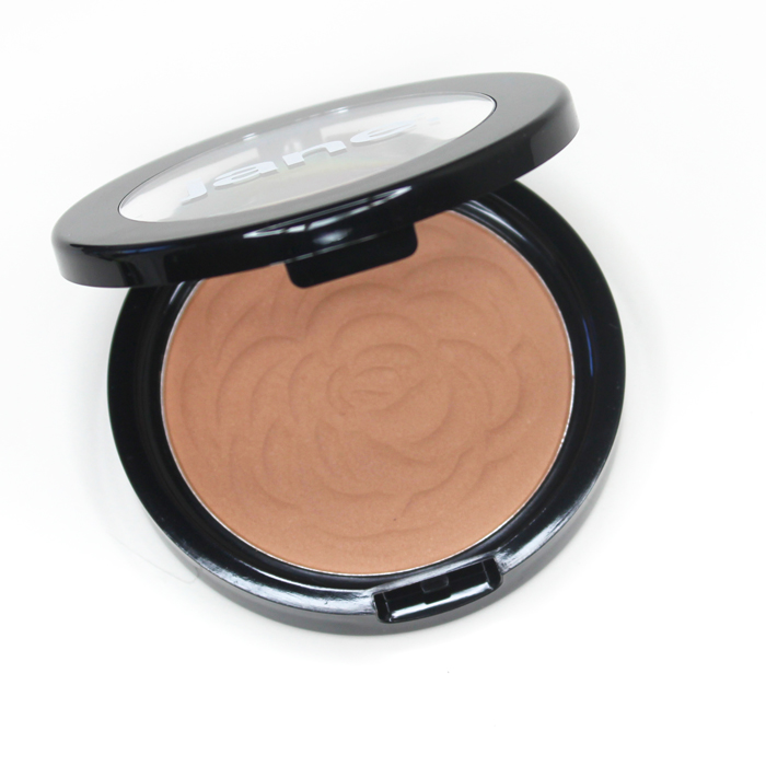 jane. cosmetics bronzing powder review