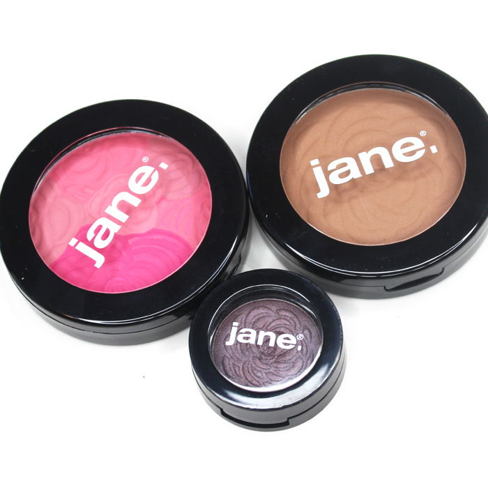 jane. cosmetics makeup review