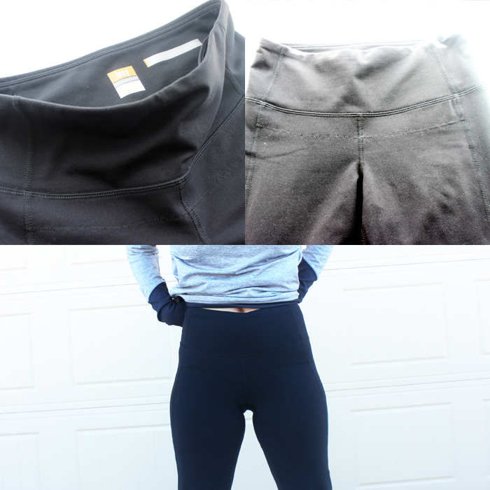 review of the lucy perfect core pants
