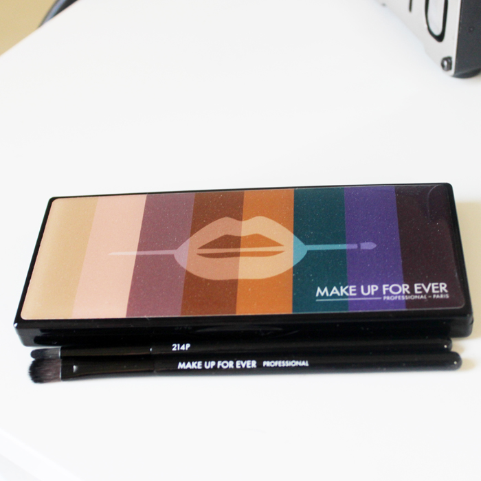make up for ever artist palette review
