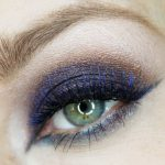Gorgeous Eyeshadow Design Using the Makeup Forever Artist Palette