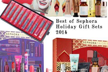 sephora holiday gift sets 2014