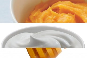 Pumpkin Enzyme Mask recipe