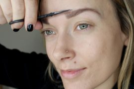 how to shape your eyebrows and the products your need