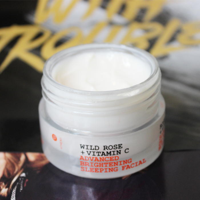 Review of the Korres Wild Rose + Vitamin C