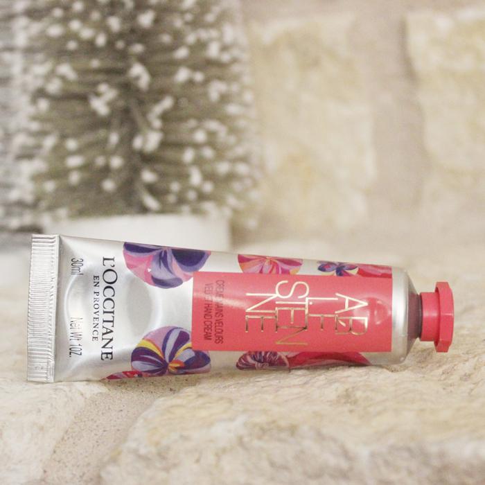 "L""occitane Arlesienne hande cream for holiday"