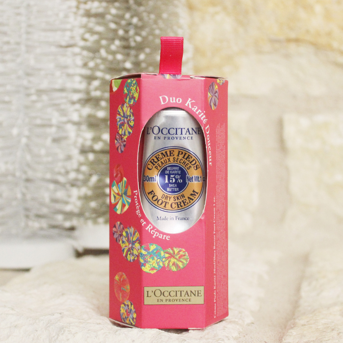 L'Occitane Shea Butter holiday gift set