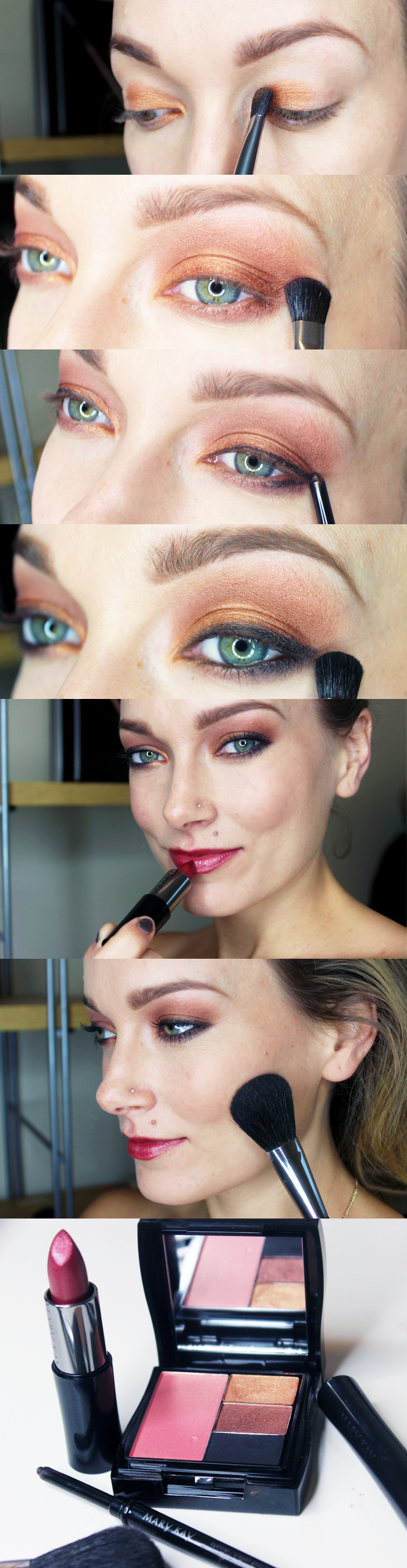 mary kay makeup look1 copy