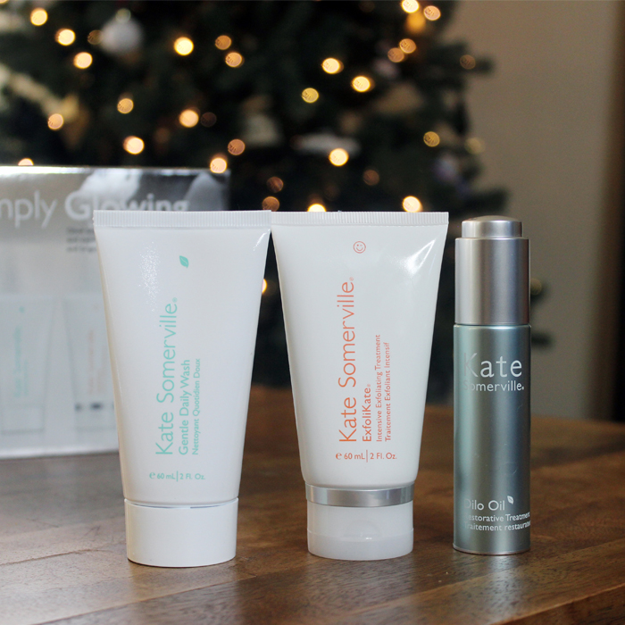 Simply Glowing Holiday Skincare Set