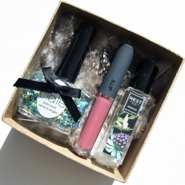 Make Your Own Beauty Sample Box 1