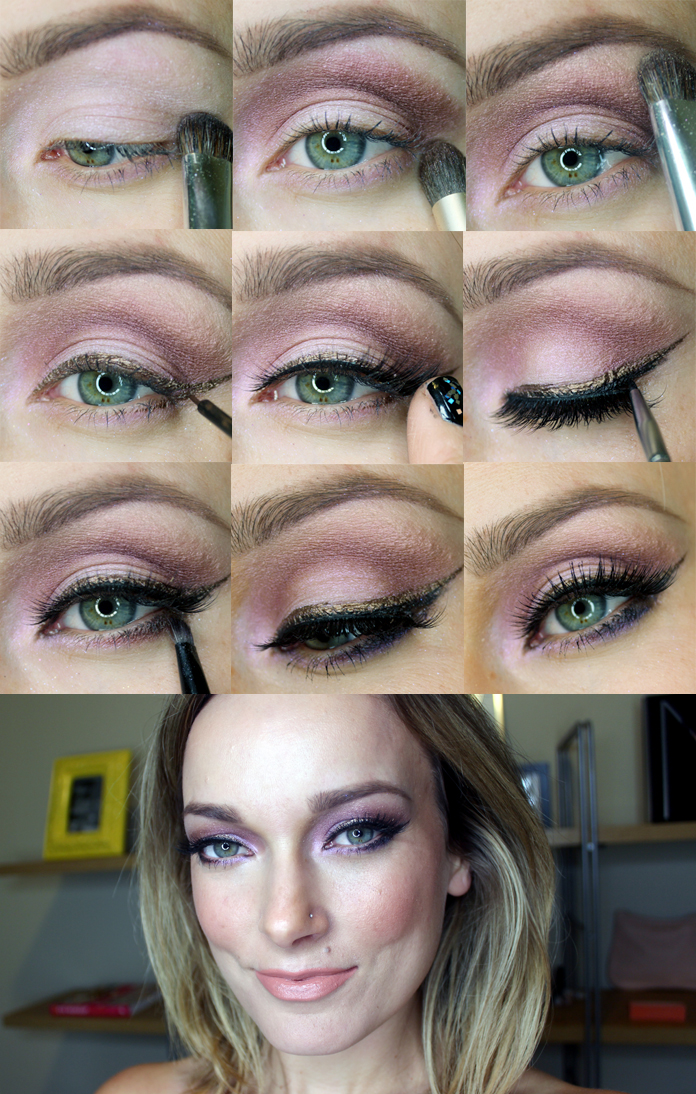 holiday 2014 makeup look