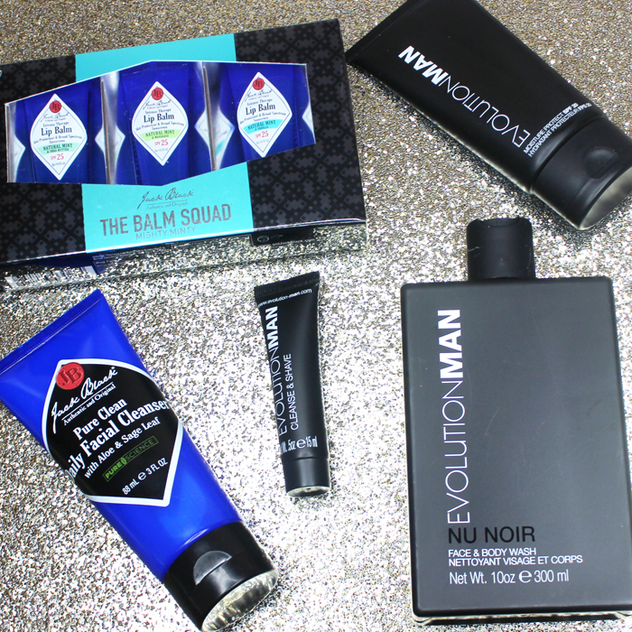 Stocking stuffers for beauty addicted men