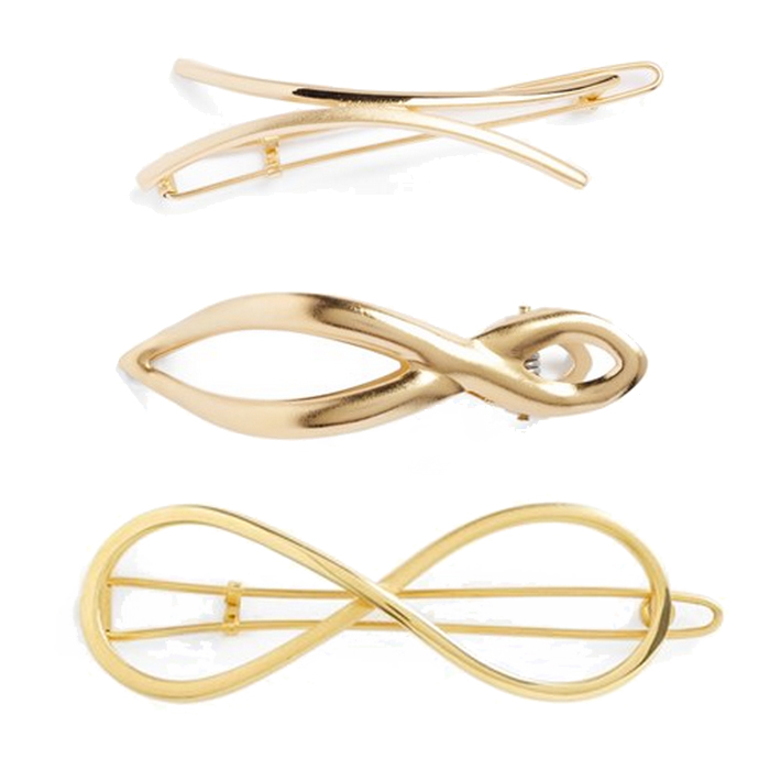 Gold Hair Accessoires