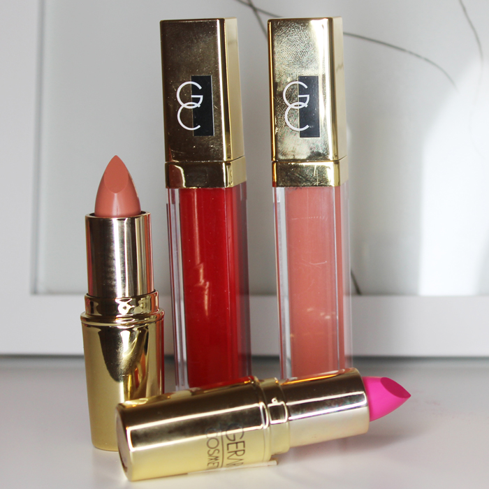 review of Gerard Cosmetics lipsticks