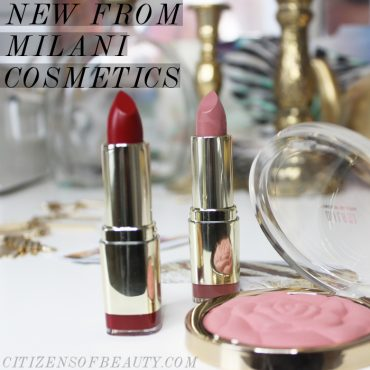 new milani cosmetics