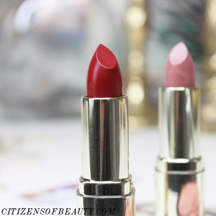 matte confident lipstick review