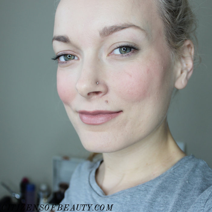 Milani Matte Naked Review