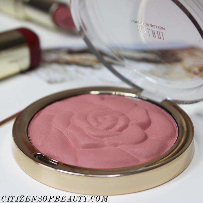 Milani Rose Powder Blush Review