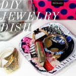 Easy DIY Jewelry Dish