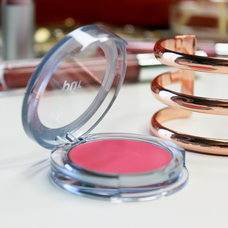 Review of Pur Minerals Cream Blush Flirt