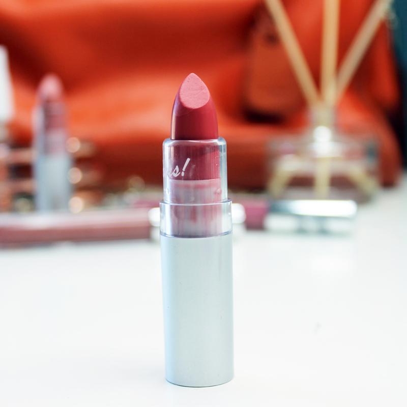 Georgia Peach Lipstick Review