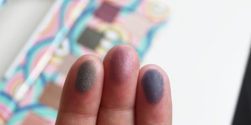 Pacifica the Power of Love vegan eyeshadow palette