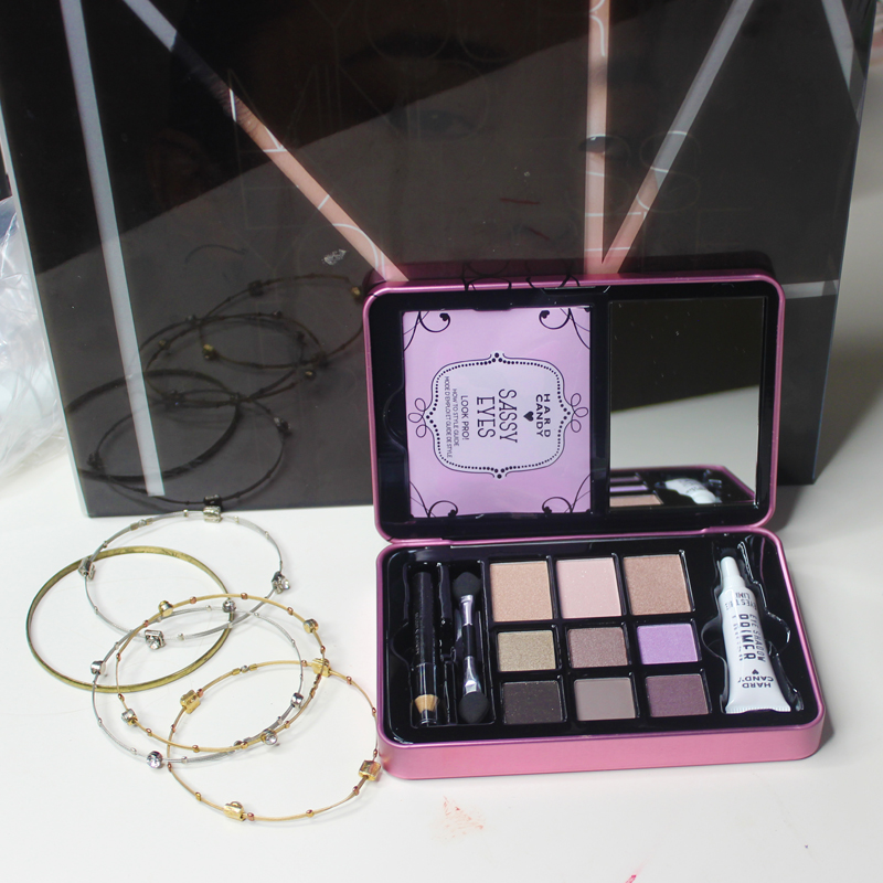 hard candy sassy eyes eyeshadow palette