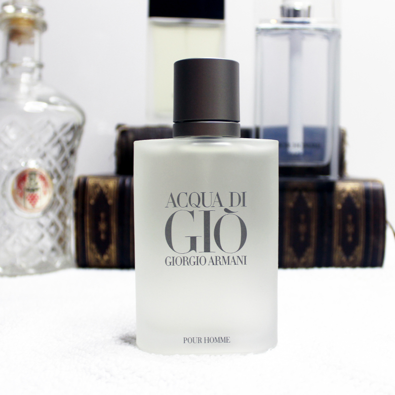 acqua dio gio review