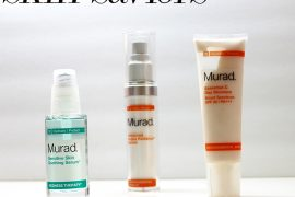 murad skincare must haves